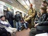 тамтам в метро